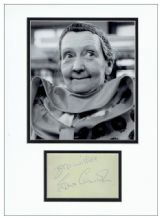 Esma Cannon Autograph Signed Display - Carry On